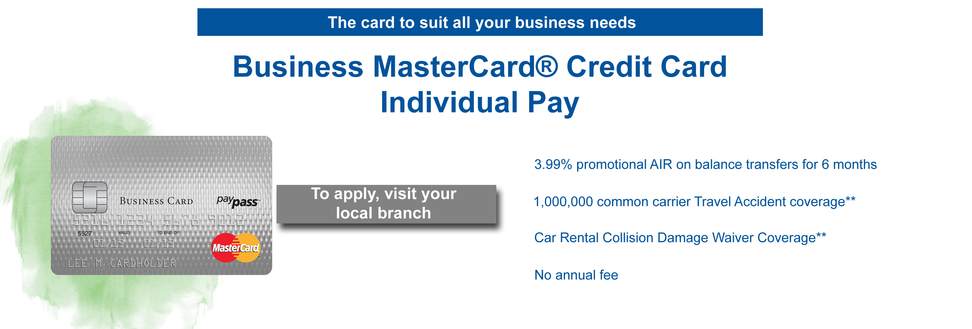 Business individual pay